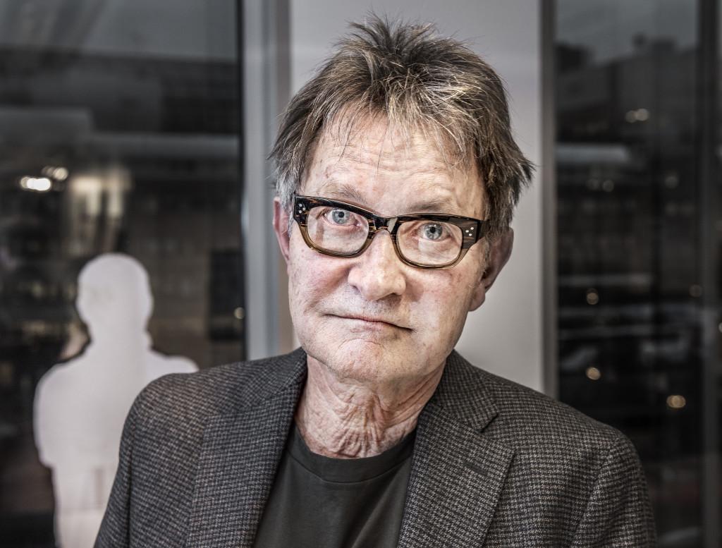 Börje Svensson. Fängelsepyskolog. Foto: Tomas Oneborg